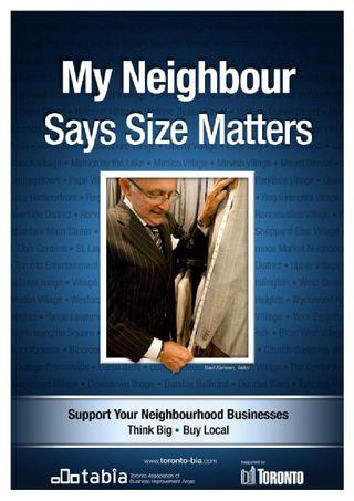 Think big buy local