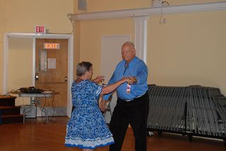 Al Renia Dancing