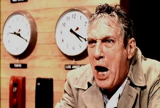 Peter Finch Mad As Hell