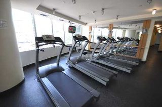 Cityplace excercise room