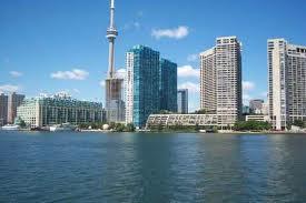 Toronto condo landscape