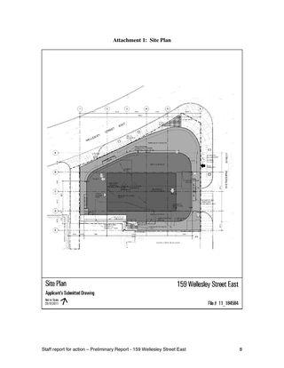 38 storey site plan
