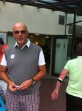 Ken at woodgreen golf