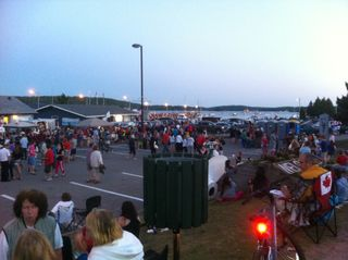 Parry sound canada day