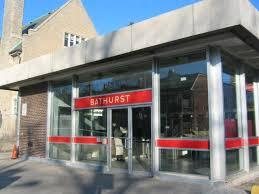 Bathurst subway