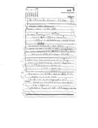 Mortgage formula 1987