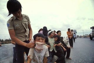 Fall of Saigon, 1975