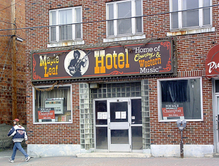 Maple leaf hotel exterior