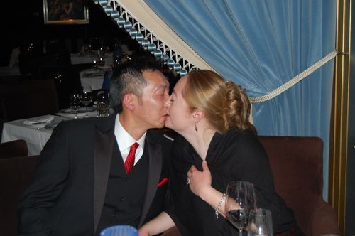 More kissing